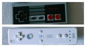 Wii vs. NES