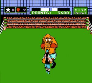 Punch-Out NES