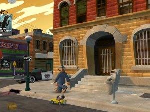 Sam & Max Wii