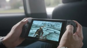 Switch als Handheld