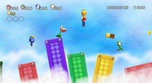 New Super Mario Wii